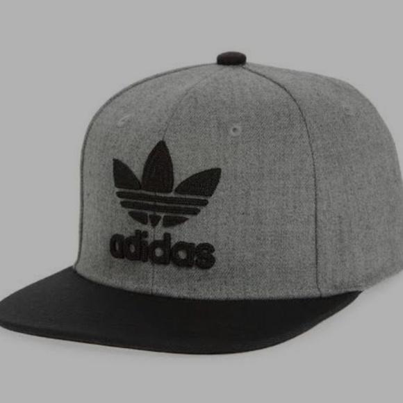 4f1c79237 Mens Adidas snapback cap NWT